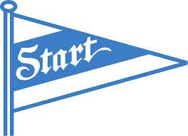 Team Start's logo.