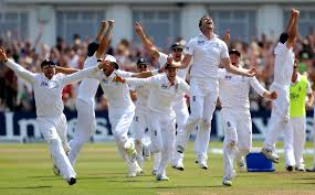 England wins the game with a whopping 50 points against India in the Cricket game!