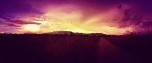 """Path to the Purple Sky"""